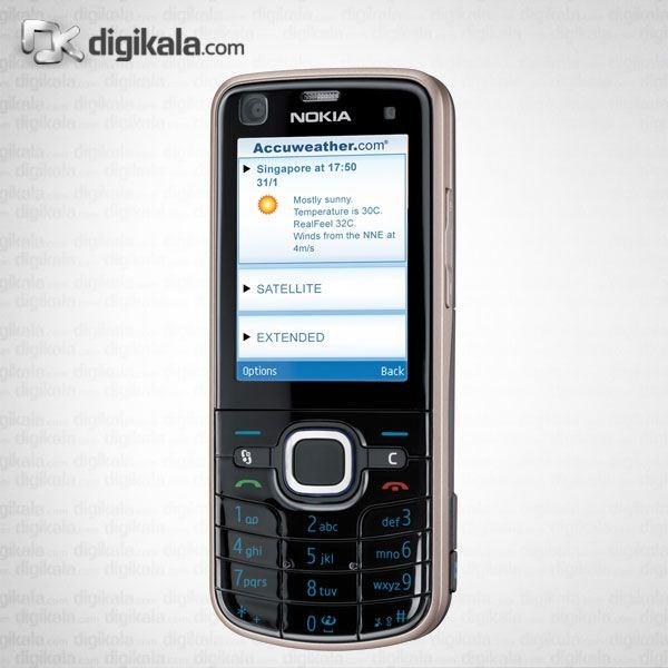 گوشی موبایل نوکیا 6220 کلاسیک