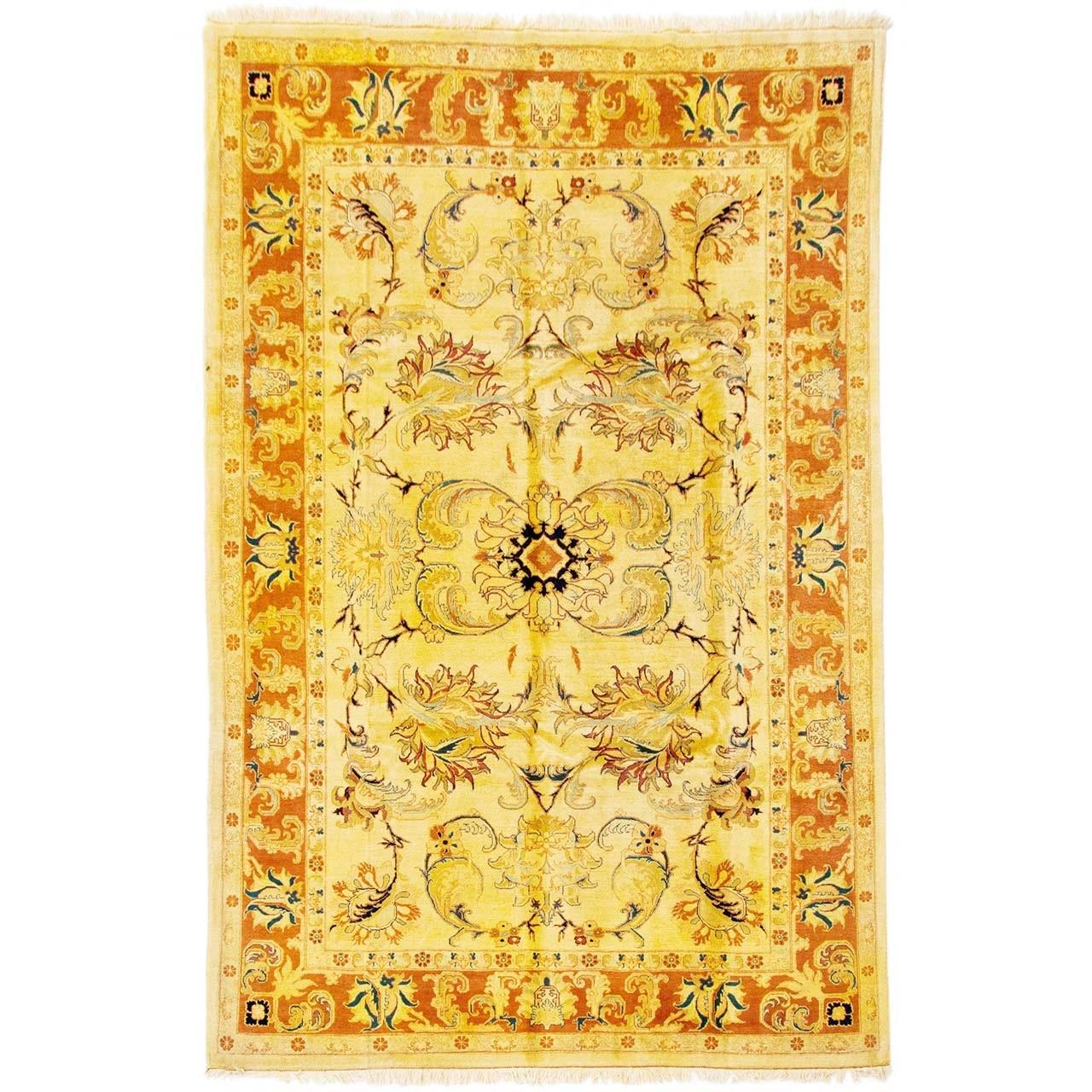 فرش دستبافت هشت متری کد 102005