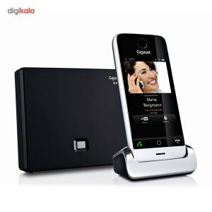تلفن بی سیم لمسی گیگاست SL910A  Gigaset SL910A Touch Wireless Phone