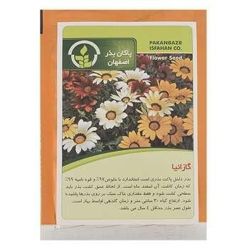 بذر گل گازانیا پاکان بذر
