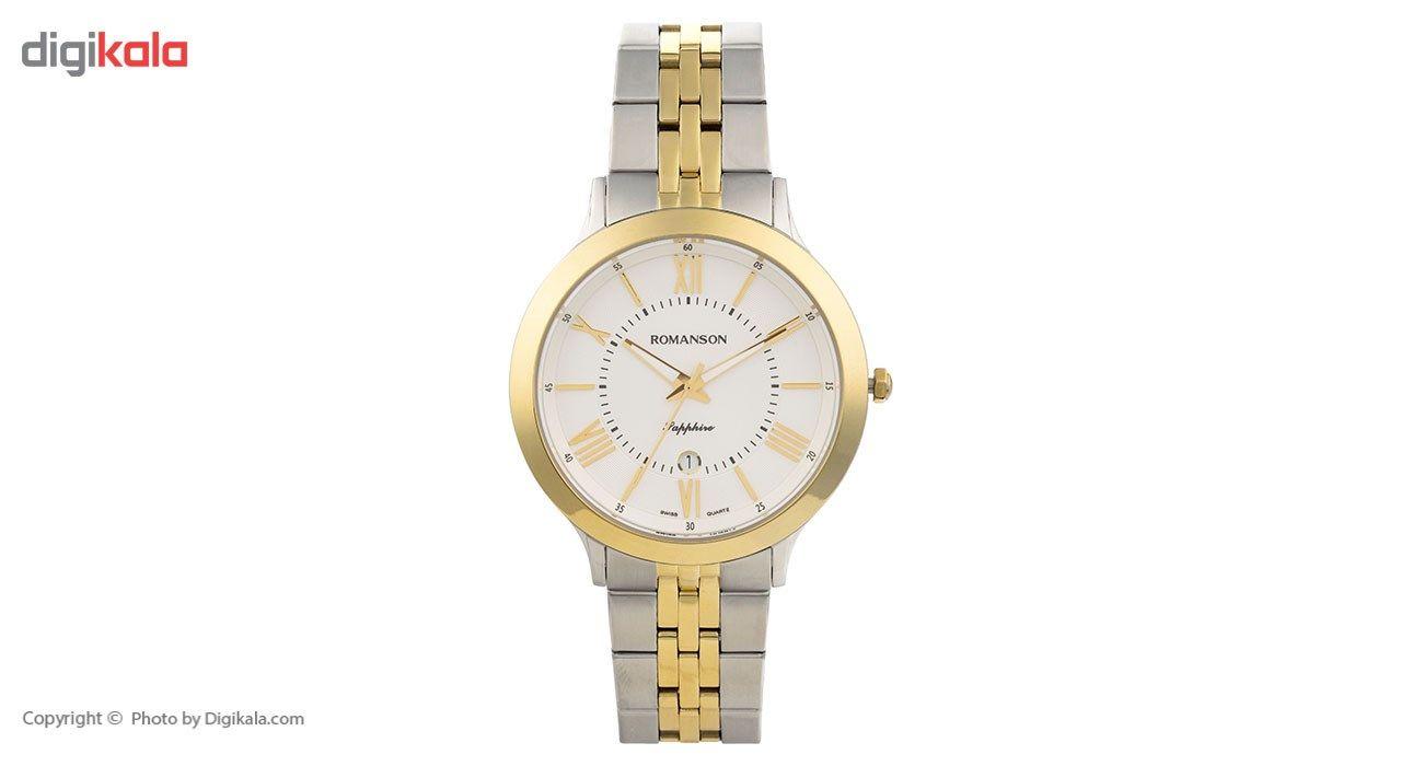ساعت مچی عقربه ای مردانه رومانسون مدل TM7A05MMCCA1R2 -  - 2