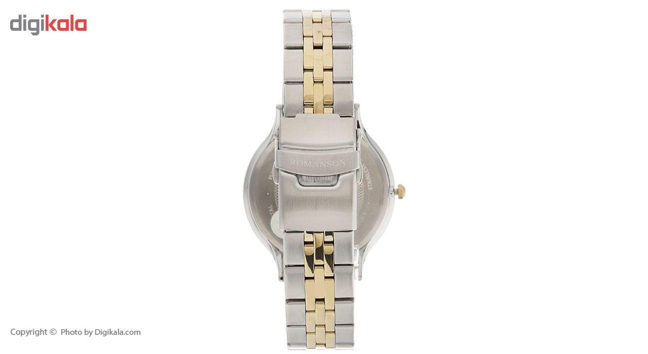 ساعت مچی عقربه ای مردانه رومانسون مدل TM7A05MMCCA1R2 -  - 1
