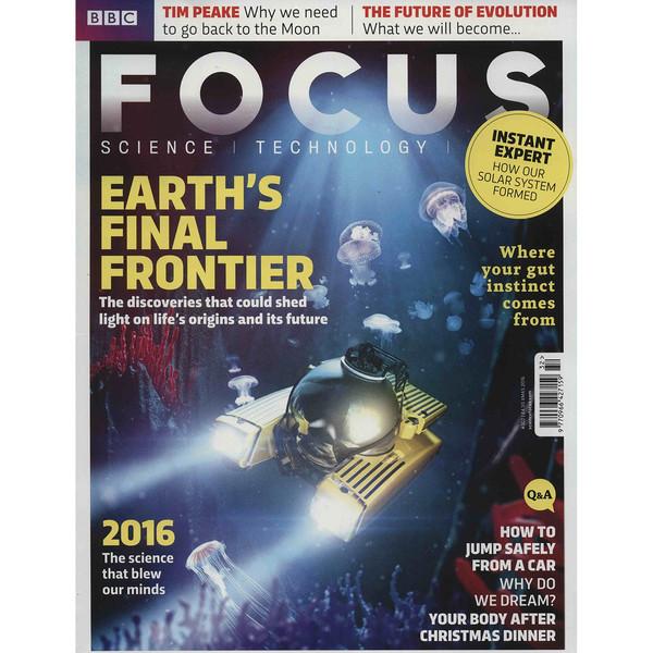 مجله فوکوس - دسامبر 2016