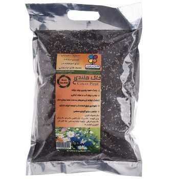 خاک هلندی گلباران سبز بسته 1 کیلوگرمی