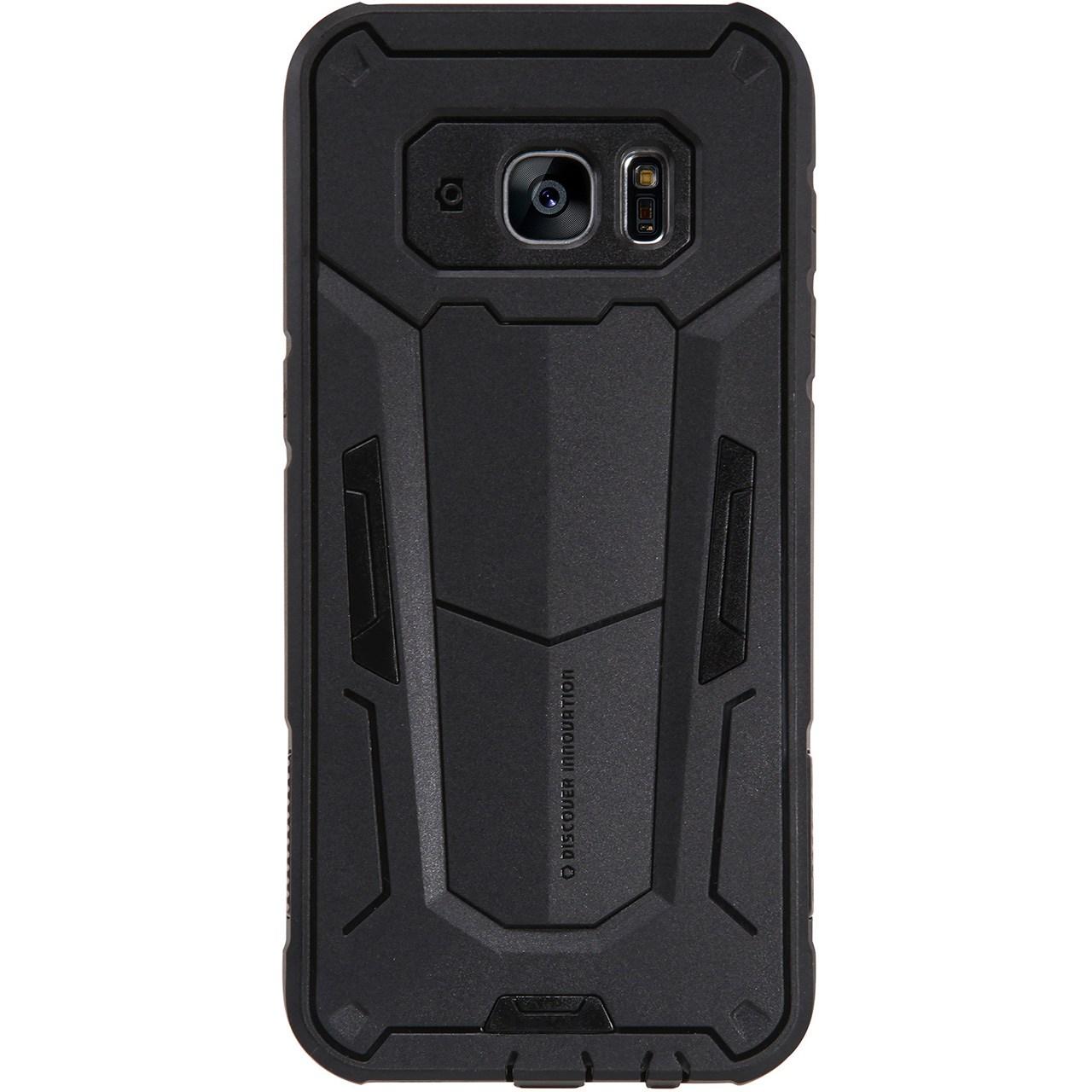 کاور نیلکین مدل Defender 2 مناسب برای گوشی موبایل سامسونگ Galaxy S7 Edge