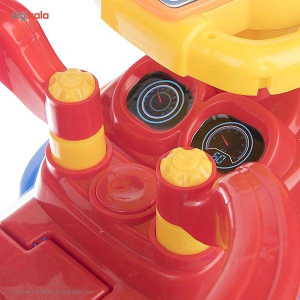 ماشین بازی سواری بیبی لند مدل Magic Car main 1 4