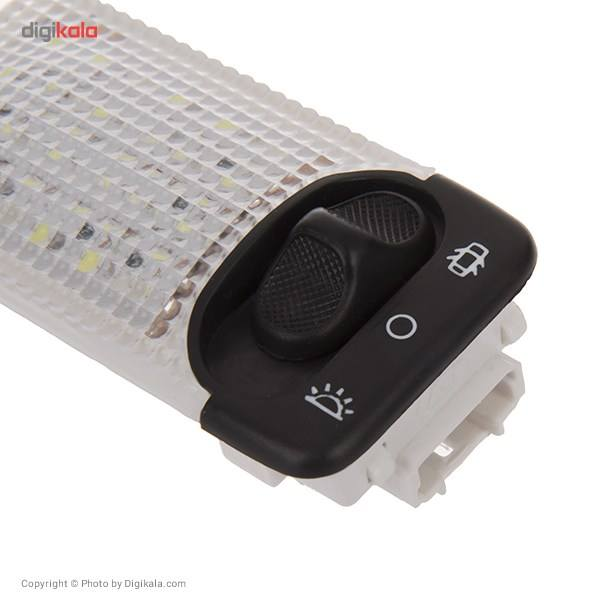 چراغ سقف خودرو ایس مناسب برای سمند main 1 3