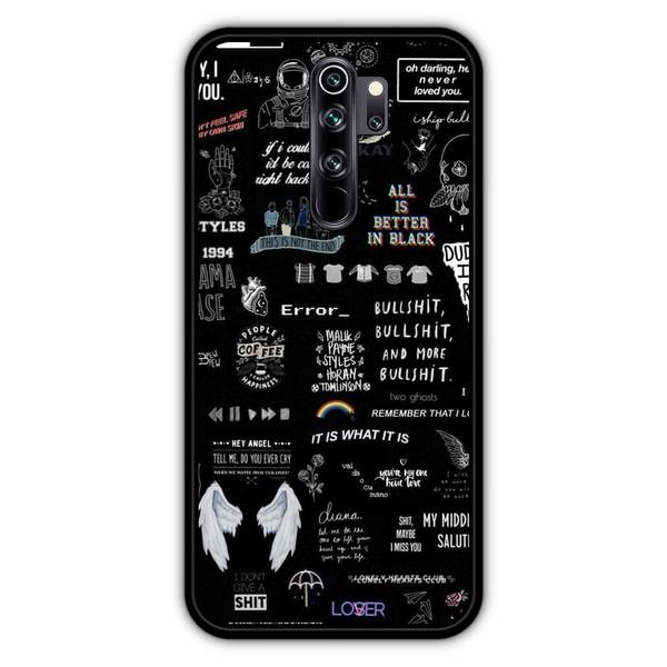 کاور مدل J1909 مناسب برای گوشی موبایل شیائومی REDMI NOTE 8 PRO