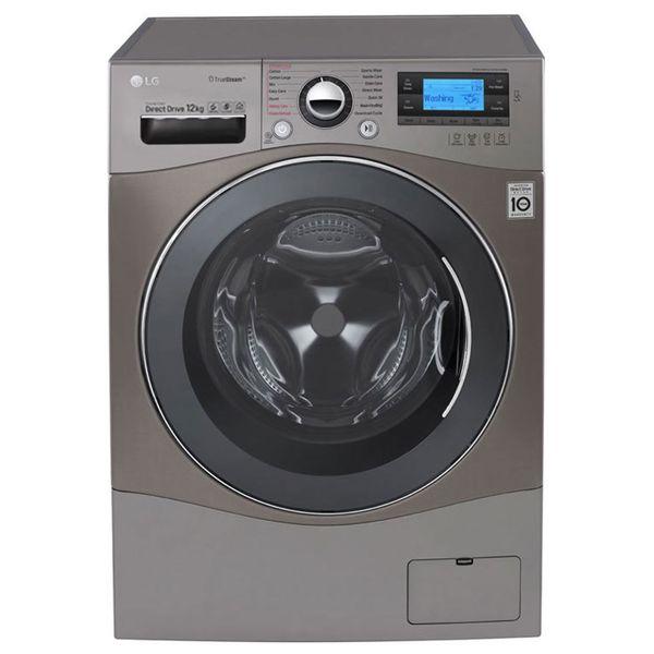 ماشین لباسشویی ال جی مدل WM-B124S ظرفیت 12 کیلوگرم | LG WM-B124S Washing Machine 12Kg
