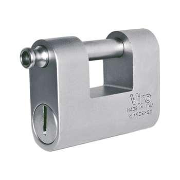 قفل کتابی فولادی ویرو مدل 87mm