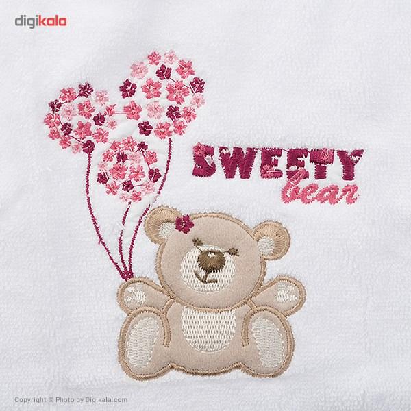 سرویس 12 تکه لحاف کودک اوزدیلک مدل Sweety Bear