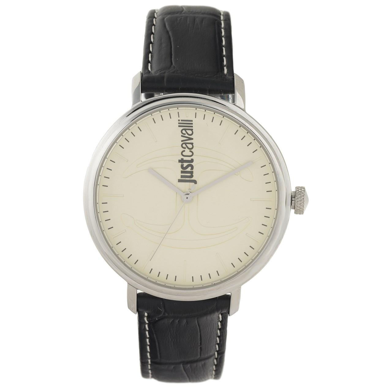 ساعت مچی عقربه ای مردانه جاست کاوالی مدل JC1G012L0025 4