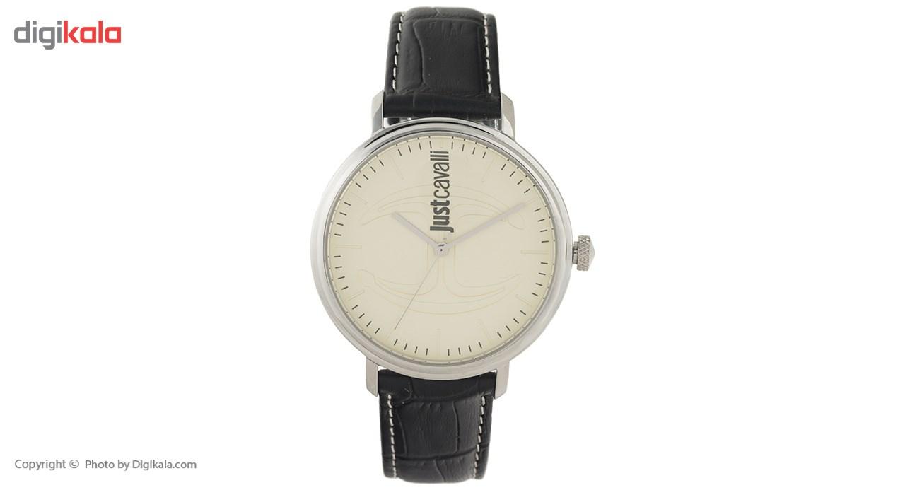 ساعت مچی عقربه ای مردانه جاست کاوالی مدل JC1G012L0025