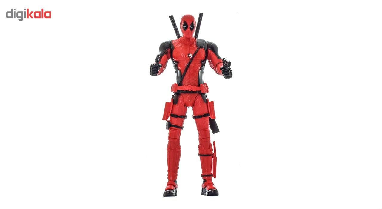 اکشن فیگور آناترا سری مارول مدل Deadpool