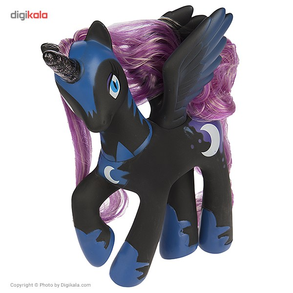 عروسک پونی مدل Black Wing سایز کوچک