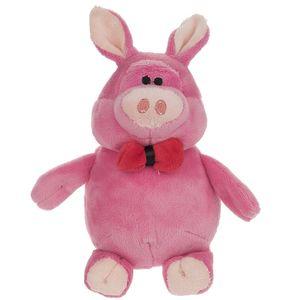 عروسک پالیز مدل Pig With Tie ارتفاع 18 سانتی متر
