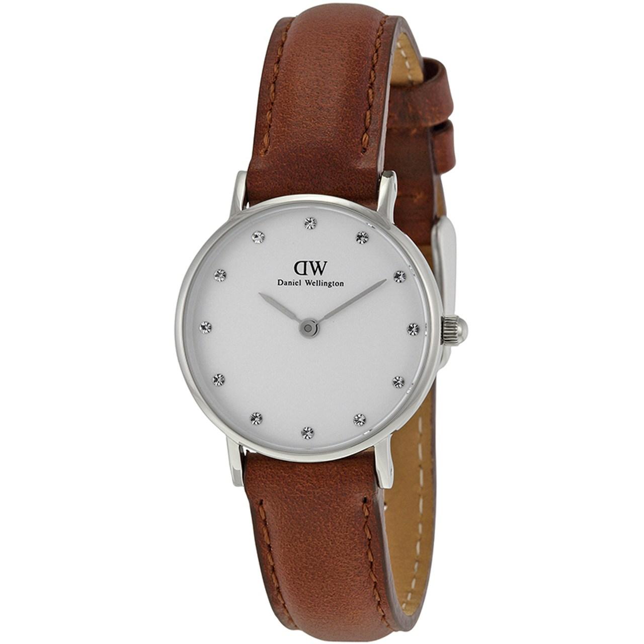 ساعت مچی عقربه ای زنانه دنیل ولینگتون مدل DW00100067