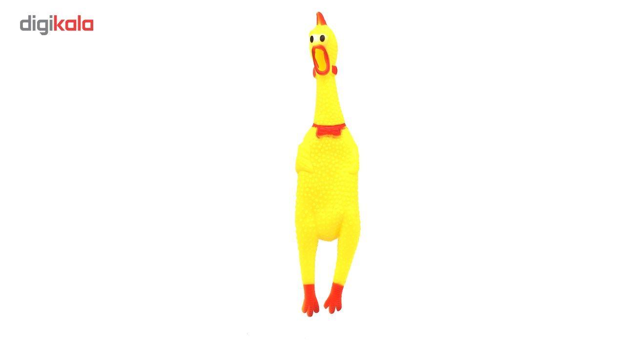 عروسک لیما مدل مرغ صدادار