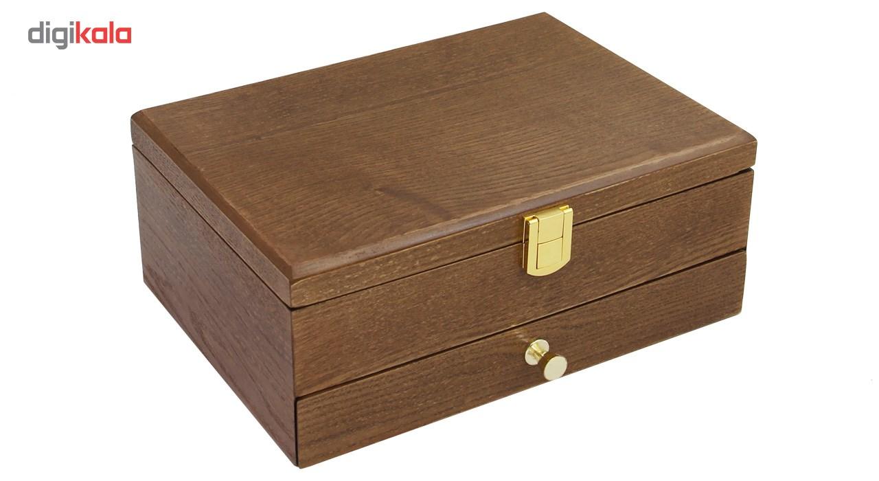 جعبه جواهرات باکسیشو مدل J111 سایز بزرگ