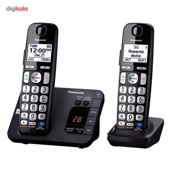 قیمت                      تلفن بیسیم پاناسونیک مدل KX-TGE232B