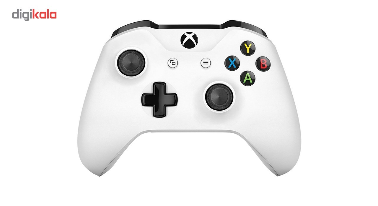 مجموعه کنسول بازی مایکروسافت مدل Xbox One X ظرفیت 1 ترابایت