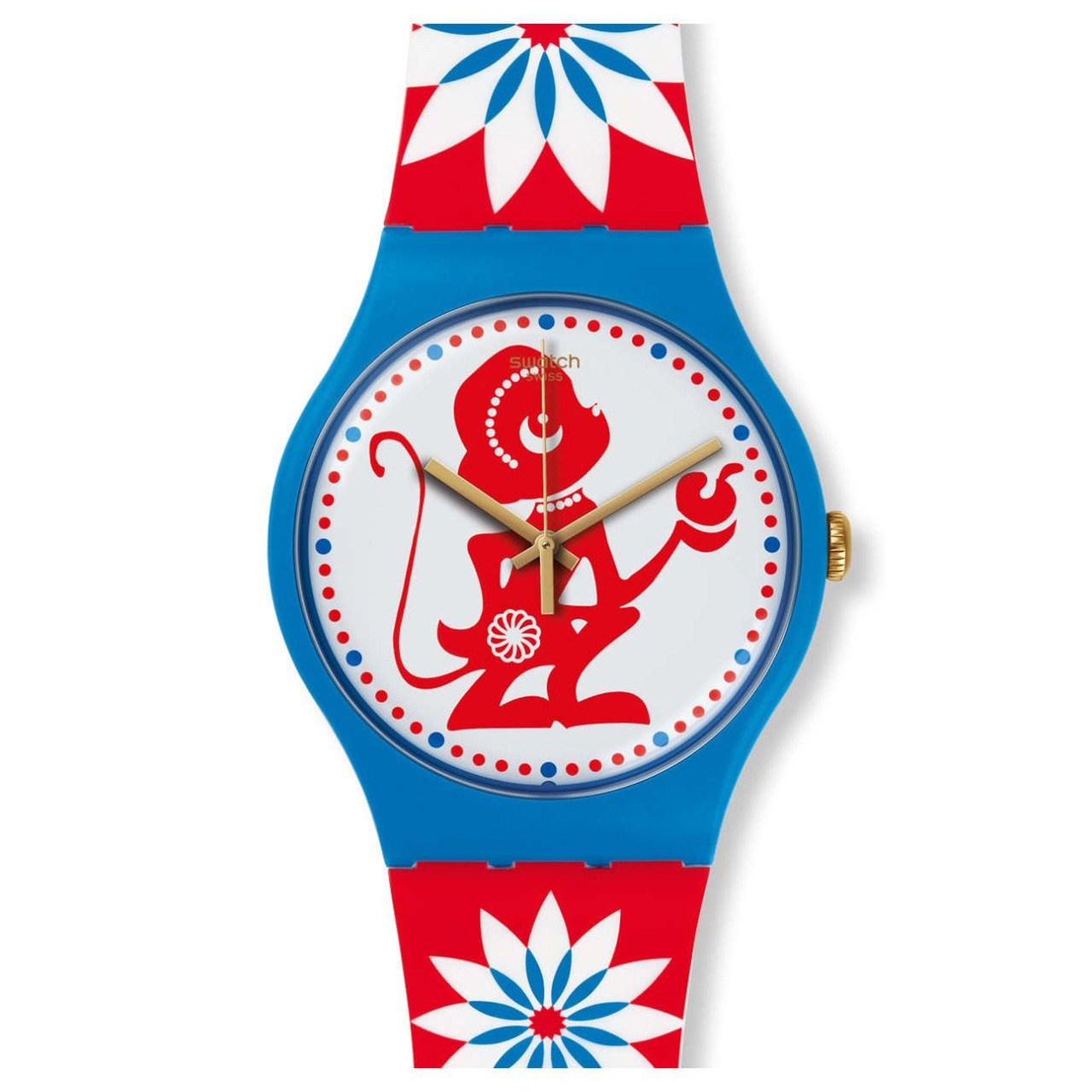 ساعت مچی عقربه ای سواچ مدل SUOZ203