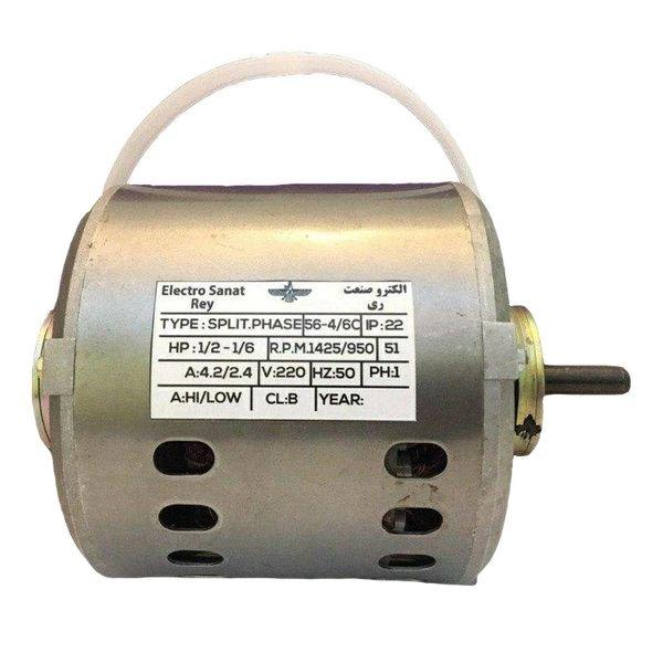 الکترو موتور کولر آبی الکتروصنعت ری مدل B 1/2