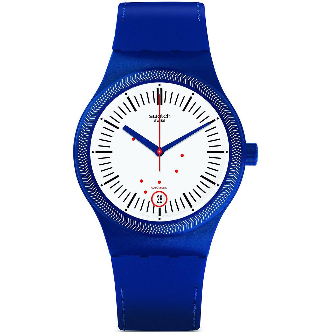 ساعت مچی عقربه ای تریوا مدل میدنایت  فالکن