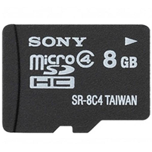کارت حافظه ی میکرو SD سونی کلاس 4 - 8 گیگابایت