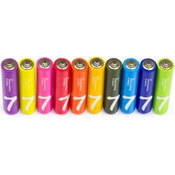 باتری نیم قلمی مدل ZI7 بسته 10 عددی