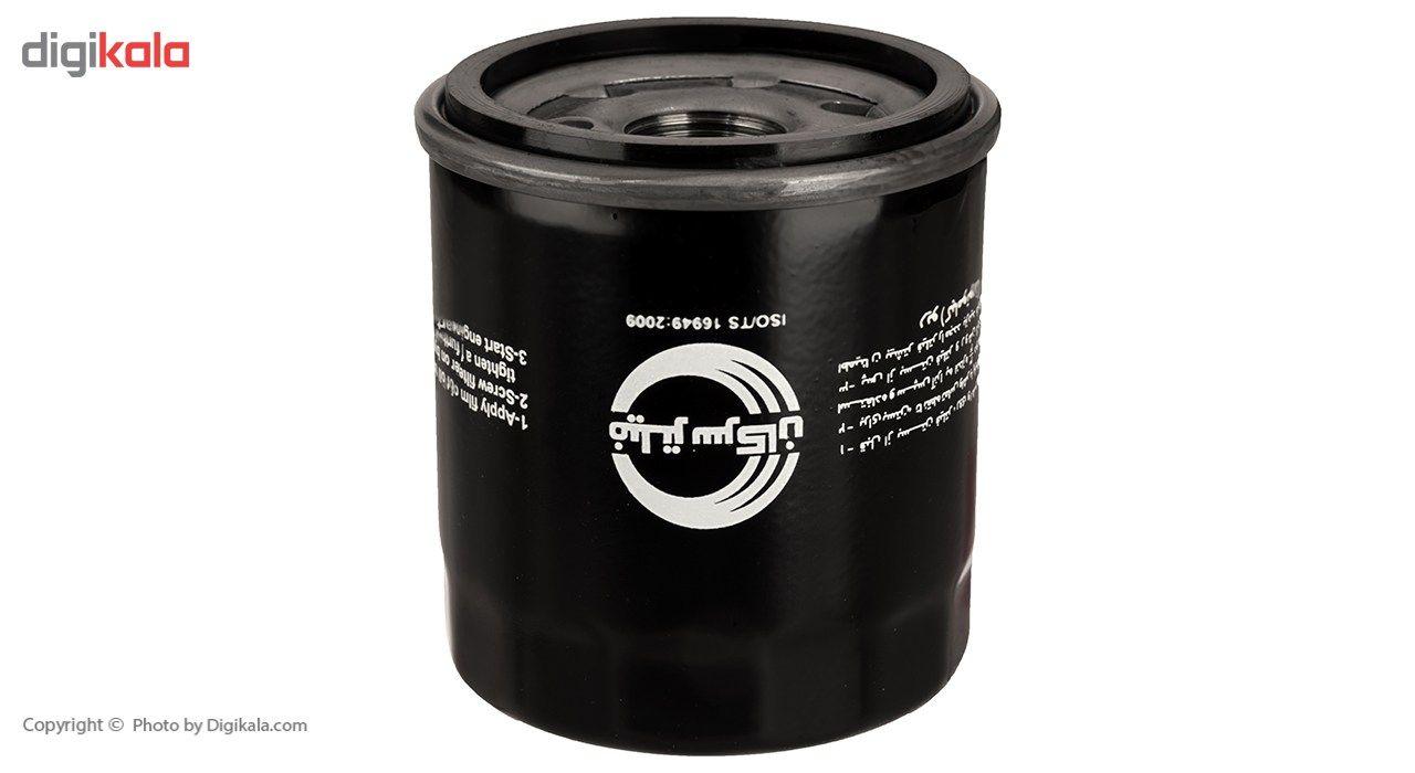 فیلتر روغن خودروی سرکان مدل SF 7794 main 1 2