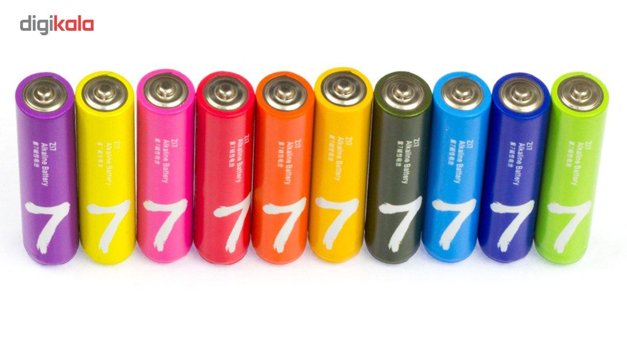 باتری نیم قلمی مدل ZI7 بسته 10 عددی main 1 1