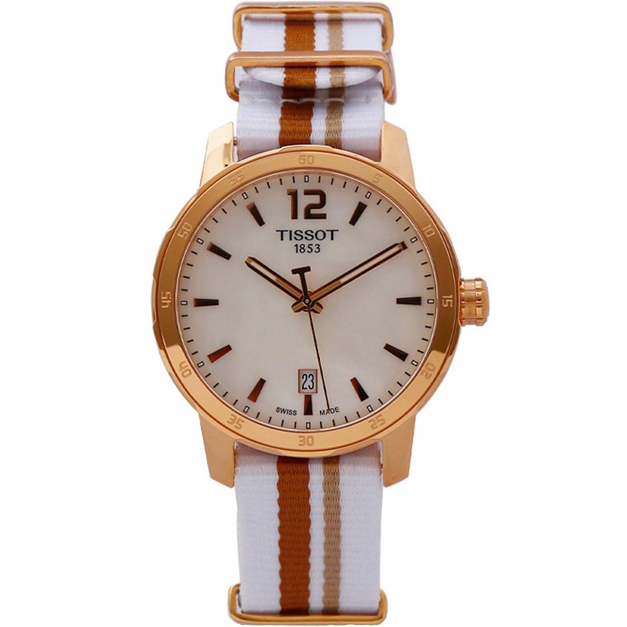 ساعت مچی عقربه ای مردانه تیسوت مدل T095.410.37.117.00
