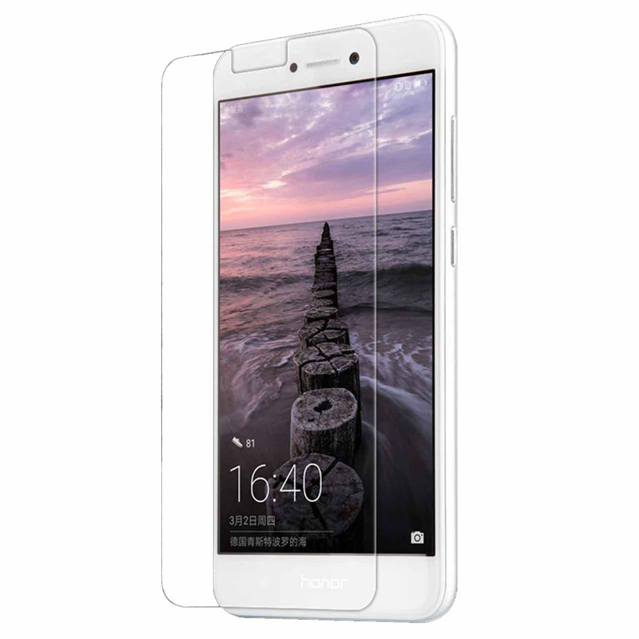 محافظ صفحه نمایش شیشه ای 9 اچ مناسب برای گوشی هوآوی Honor 8 Lite