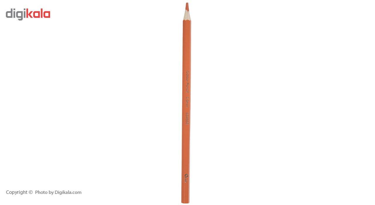 مداد رنگی 12 رنگ کوییلو کد 634003 main 1 4