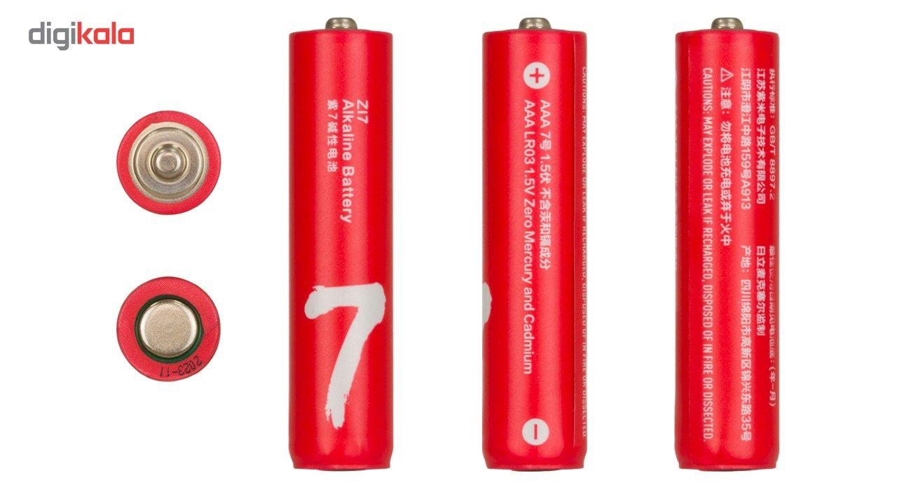 باتری نیم قلمی مدل ZI7 بسته 10 عددی main 1 4