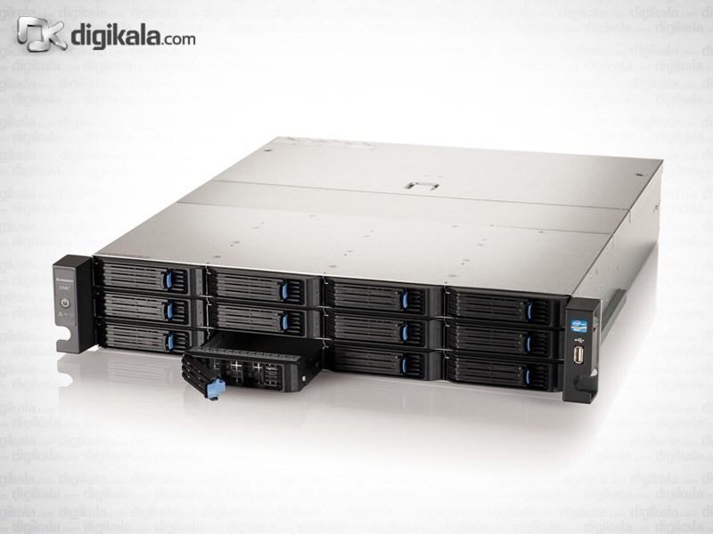 ذخیره ساز تحت شبکه لنوو مدل EMC PX12-450R ظرفیت 48 ترابایت
