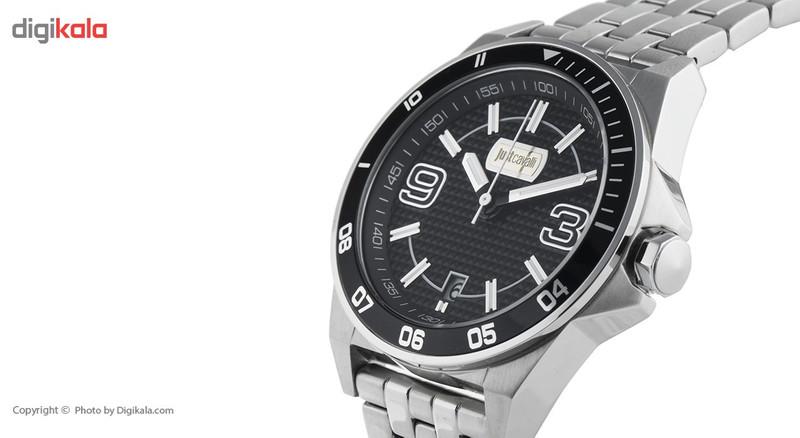 ساعت مچی عقربه ای مردانه جاست کاوالی مدل JC1G014M0065