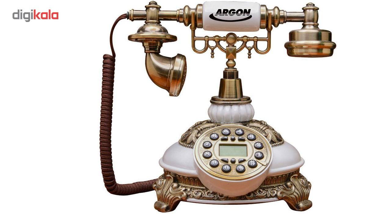 قیمت                      تلفن آرگون آنتیک مدل AR- 270