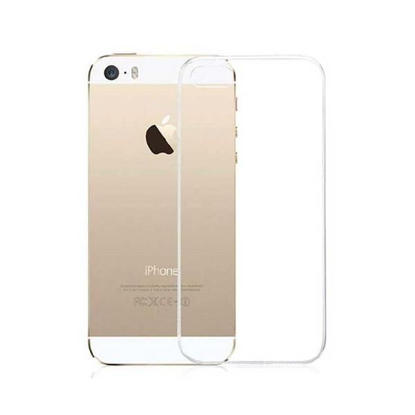 کاور ژله ای مدل Soft مناسب برای گوشی موبایل اپل Iphone 5/5s/SE