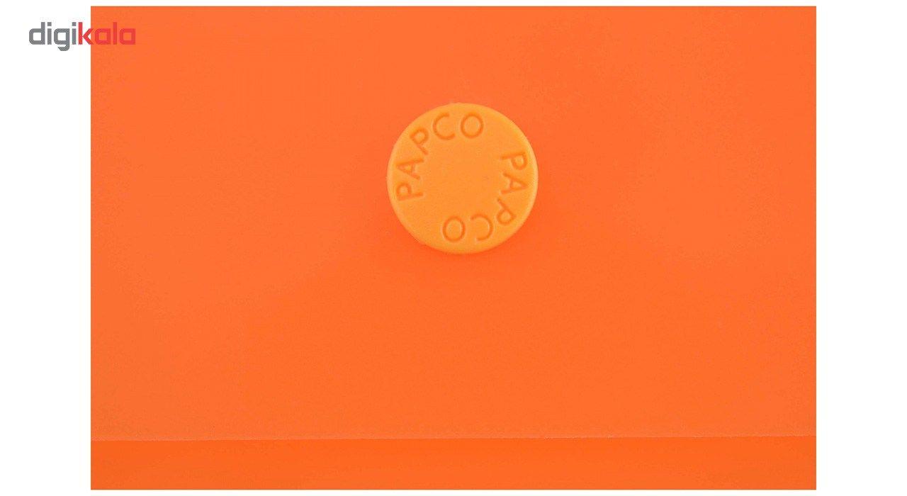 پوشه دکمه دار پاپکو کد B5-ClearM سایز A5 main 1 14