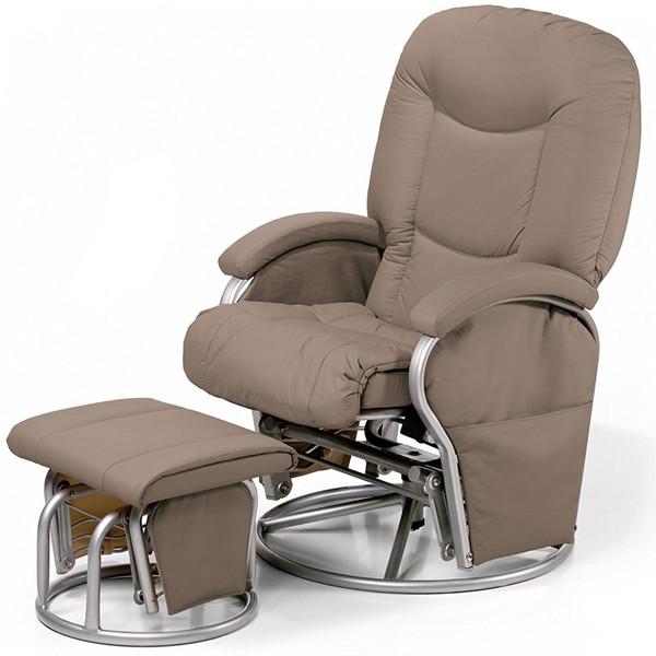 صندلی استراحت مادر هاوک مدل Metal Glider 11 Cream