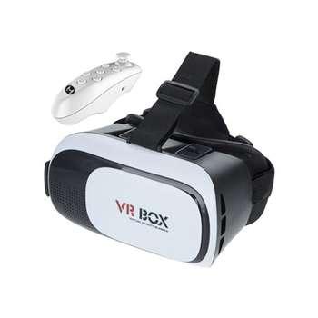 هدست واقعیت مجازی وی آر باکس مدل VR Box با ریموت کنترل