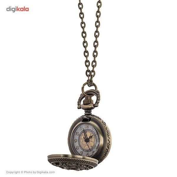 ساعت گردنبندی میو مدل N022DR -  - 2