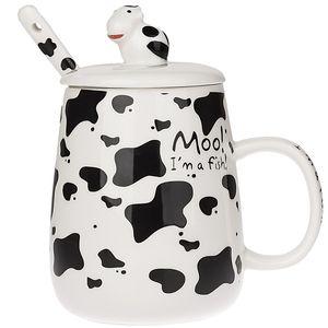ماگ سرامیکی مدل Cow Zoo