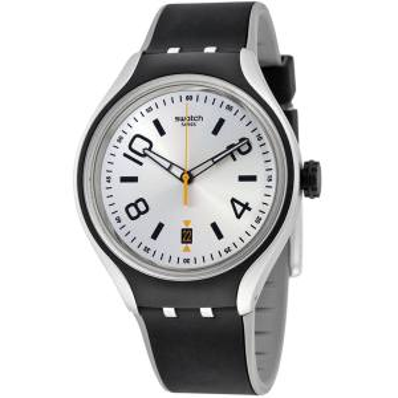 ساعت مچی عقربه ای مردانه سواچ مدل YES4010