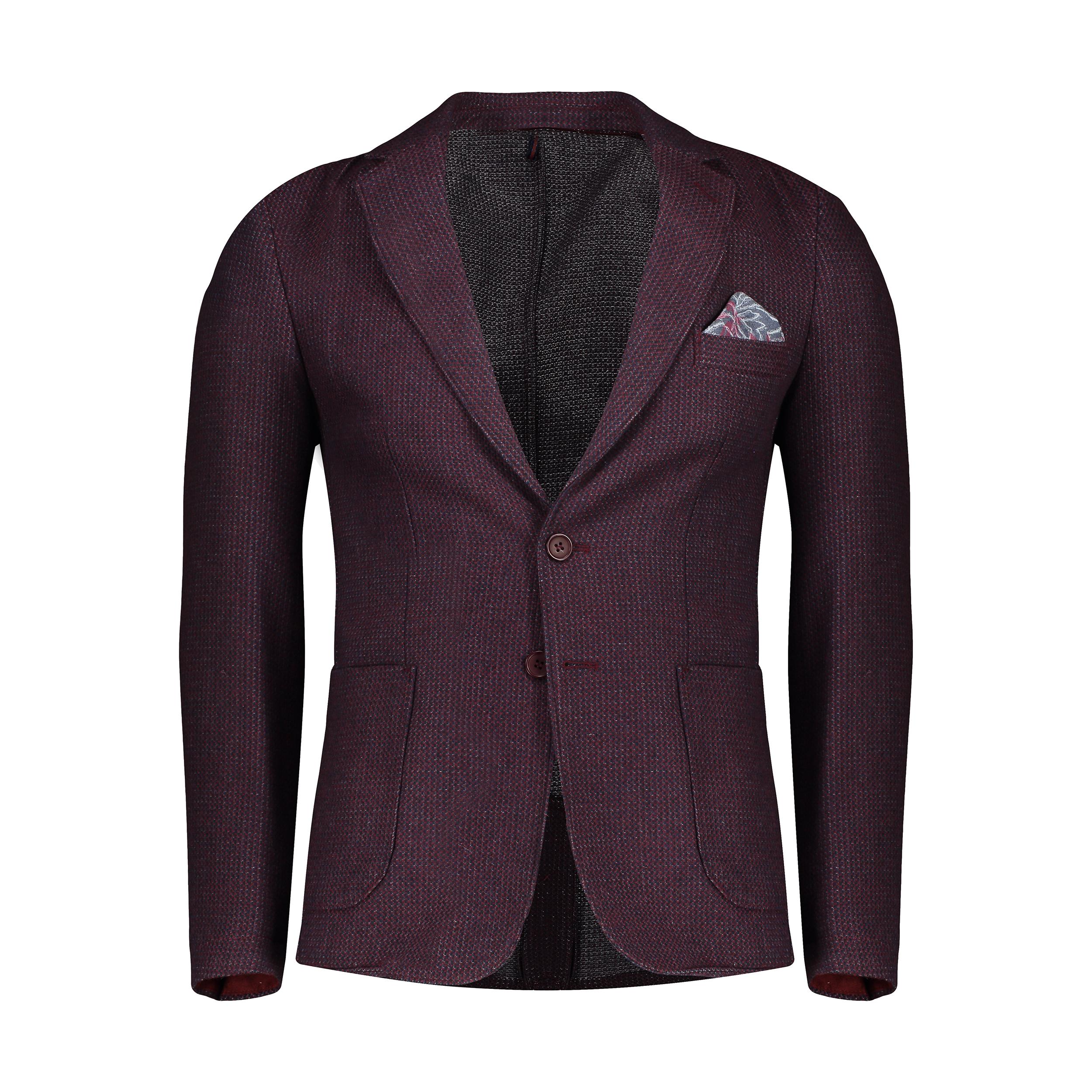 کت تک مردانه ادورا مدل 0215060 رشکی
