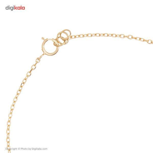 دستبند طلا 18 عیار ماهک مدل MB0139 - مایا ماهک -  - 1