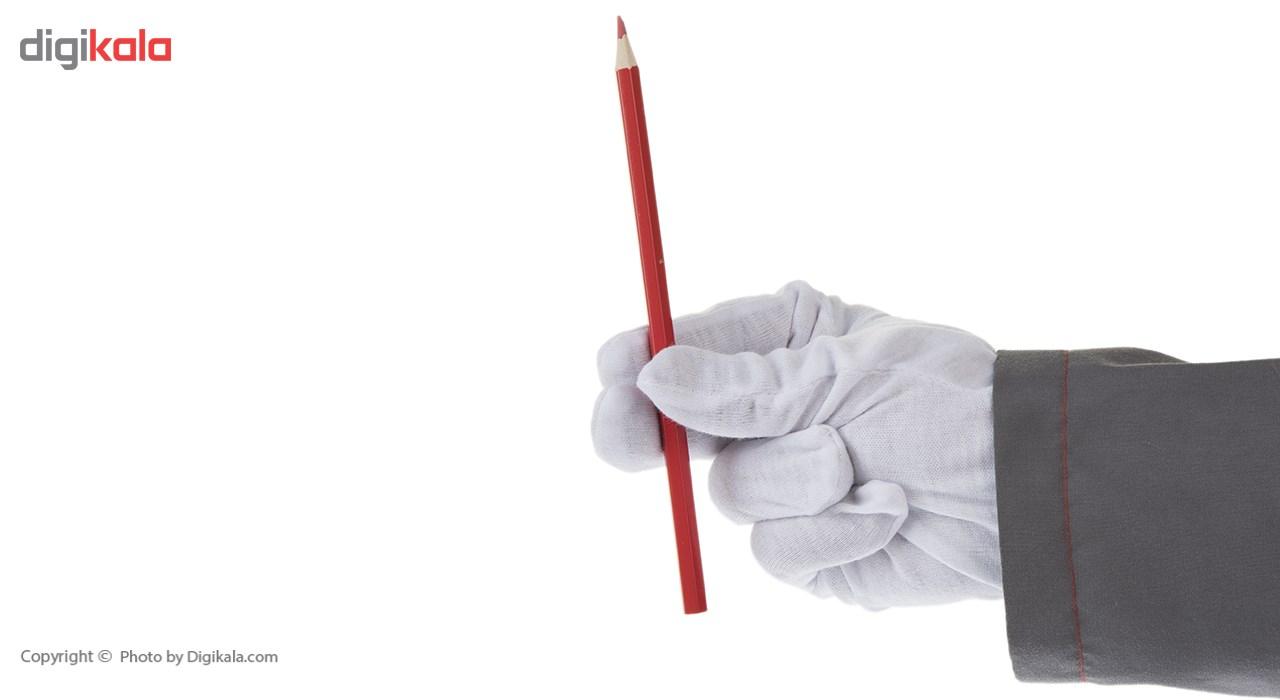 مداد رنگی 12 رنگ کوییلو کد 634003 main 1 8