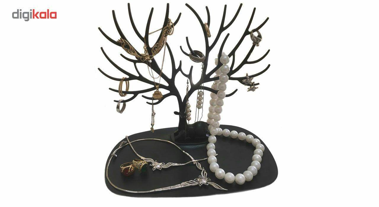 آویز زیور آلات مدل شاخ گوزن main 1 2